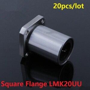 20pcs/lot LMK20UU 20mm Square