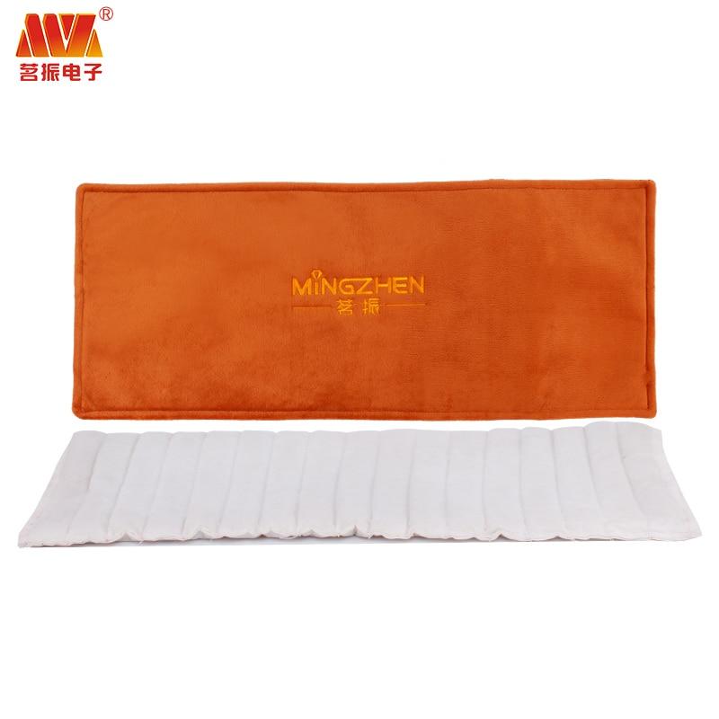 HOT Massagedor Rilievo di Riscaldamento Elettrico pack borse Riutilizzabili sale riscaldamento moxibustione Calore Sport Muscolo/Alleviare Il Mal di Schiena cervicale - 5