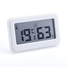 باندون رقيقة جدا بسيطة الإلكترونية ميزان الحرارة الرقمي و الرطوبة غرفة الطفل المنزل ميزان الحرارة داخلي الجاف الرطوبة