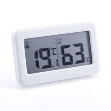 PANDUN ультра тонкий Простой электрический цифровой термометр и гигрометр детская комната дома термометр закрытый сухой гигрометр