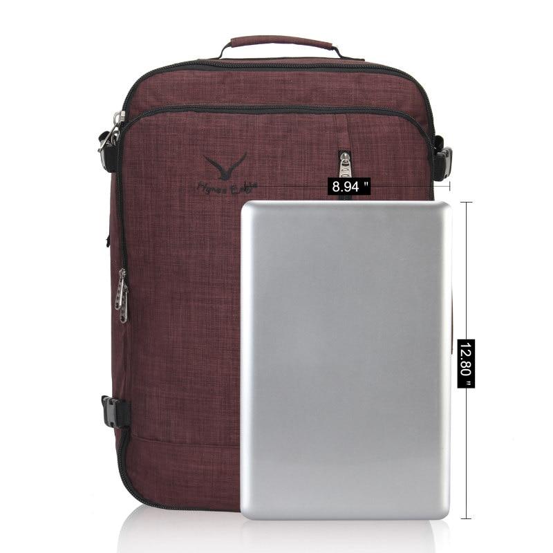 Bange Men Business Backpack Multifunction USB Charging 15.6 Inch Anti thief Laptop Bag Large Capacity Waterproof Travel Bags - 5