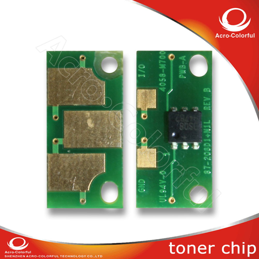 ФОТО TN 312 Reset Chip Laser Printer Cartridge Chip for Minolta Bizhub C300/352 Toner chip