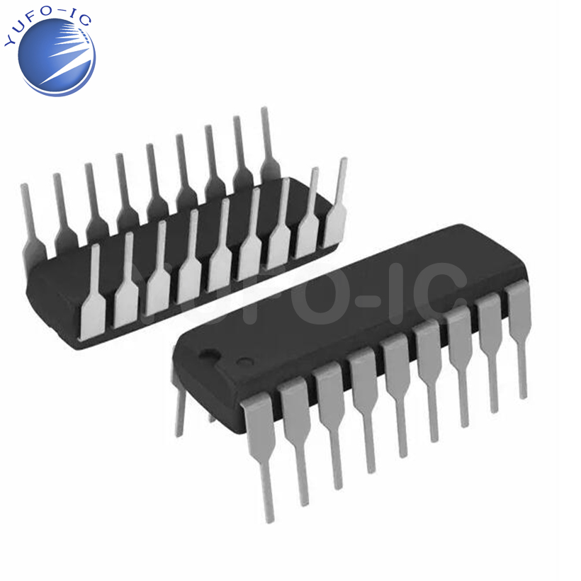 Free Shipping One Lot 10PCS ULN2803A ULN2803APG ULN2803 2803 DIP-18 Original and new DARLINGTON ARRAYS IC ...