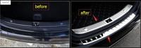 Accessories For Mercedes Benz E Class E CLASS W213 Sedan 2016 2017 Trunk Door Rear Bumper