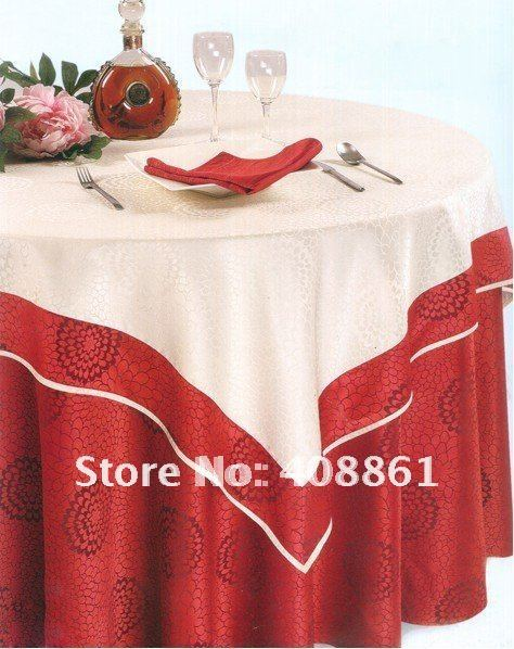 Brand New Wedding Party  Tablecloths