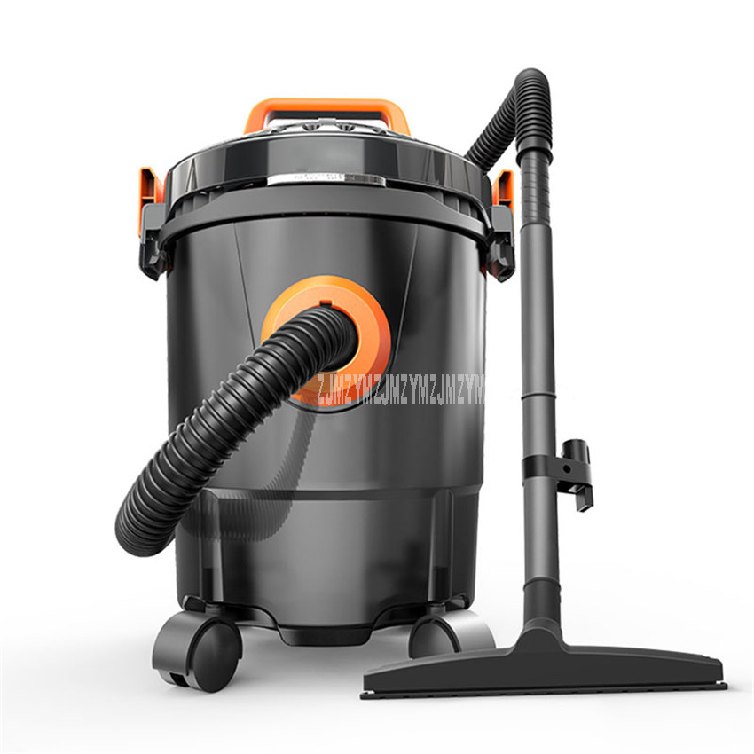 12L Hand held Push Hair Dust Cleaning Sweeper Floor Bed Carpet Cleaning Tool High Power Suction Electric Vacuum Cleaner YLW6263B