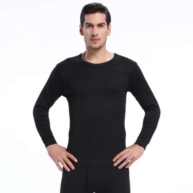 b360ae348d1f Hot Pajamas Winter Warm Thermal Underwear Mens Long Johns Sexy Black  Thermal Underwear Sets Thick Plus Velet Long Johns HO931703-in Long Johns  from ...