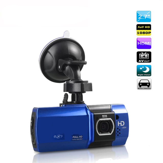 Free SP Full HD Camera Recorder Car Detector Car DVR 1080P Detection  24 Hours Parking Monitor Car Camera 148 Degree Wide Angle