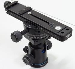 Benro MPB20 wielofunkcyjny szyny płytka quick release z PC-0 Panorama głowa i głowica kulowa
