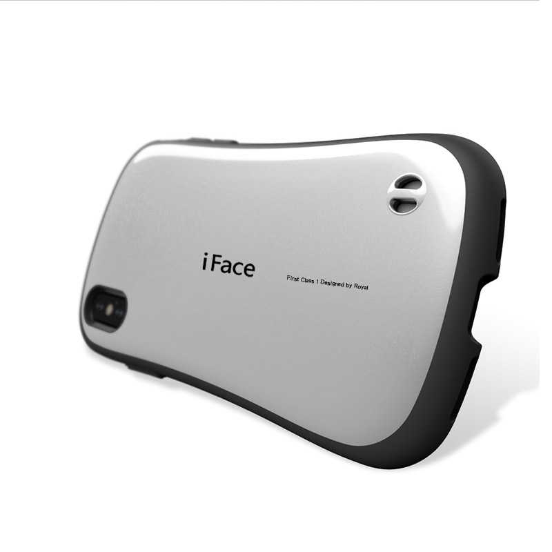 release date: c9790 79904 Korea tide brand iFace Shockproof phone case For iphone X XS MAX XR TPU  silicone Cover Cases for iphone X 8 7 6S 6 Plus coque