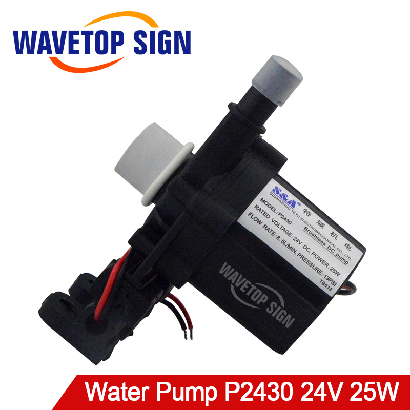 WaveTopSign Water Pump P2430 for S A Industrial Chiller CW 3000 AG DG