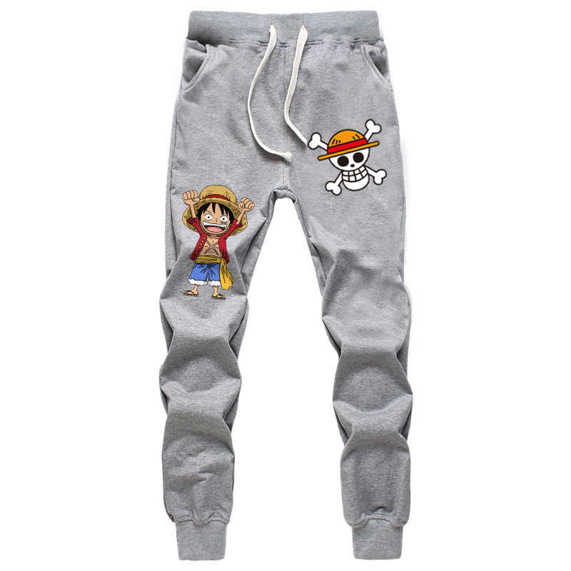 Luffy Series 1 Pants Roblox Summer Fashion Casual Breathable Jogger Pants One Piece Monkey D Luffy Print Sweatpants Aliexpress