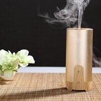 USB Car Essential Oil Fragrance Air Freshener Ultrasonic Aroma Diffuser Car Cup Design Portable Humidifier
