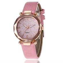 Изысканные маленькие простые женские часы в стиле ретро кожаные женские часы Брендовые женские модные наручные часы со стразами 100 шт./партия