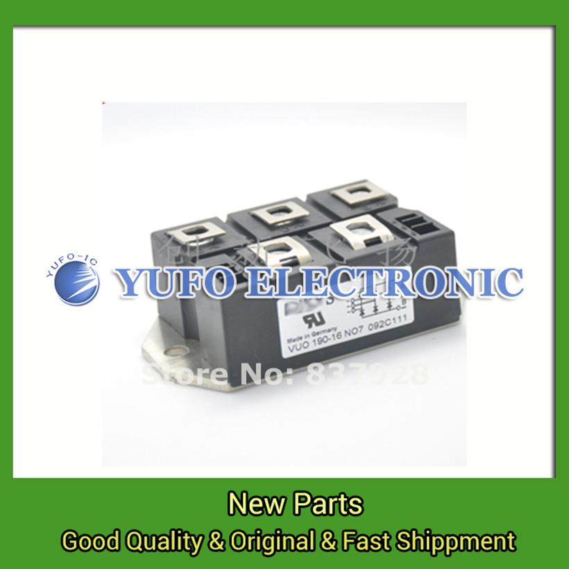 Free Shipping 1PCS  VUO190-16NO7 Power Modules original new Special supply Welcome to order YF0617 relay free shipping 1pcs gd200hfl120c2s power modules original new special supply welcome to order yf0617 relay