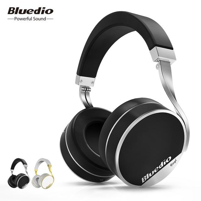 Bluedio Vinyl Plus Auriculares inalámbricos Bluetooth / auriculares con micrófono para teléfonos musicales