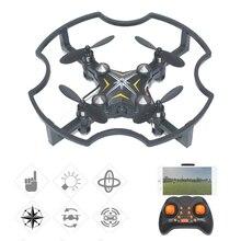 EBOYU F17W 2.4Ghz RC Quadcopter Drone WiFi FPV 0.3MP Camera w/ Altitude Hold RC Mini Quadcopter Selfie Pocket Drone RTF