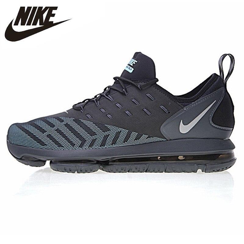 Nike 2018 AIR MAX DLX HO18-GBYAPF hommes chaussures de course, chaussures de sport de plein AIR Original, noir, respirant 669580 846