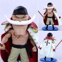 WVW 12 CM Hot Koop Anime Een Stuk Nieuwe Wereld Q versie Edward Newgate Model PVC Speelgoed Action Figure Decoratie Voor Collection Gift