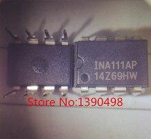 IC новый оригинальный 10 шт./лот INA111AP INA111 DIP8