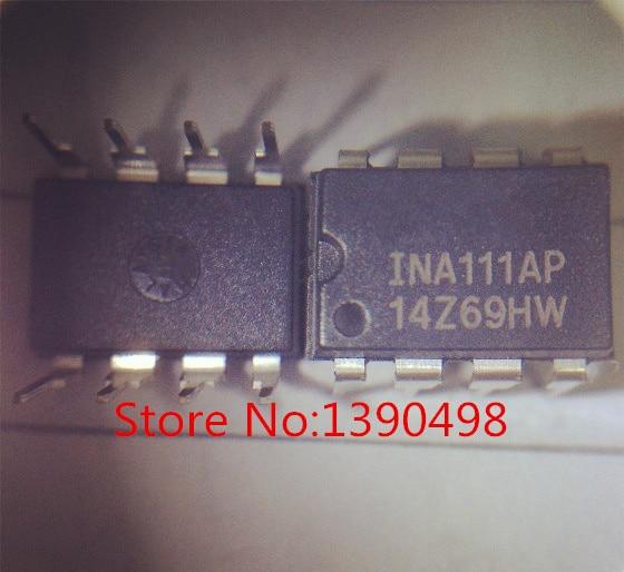 IC 新オリジナル 10 ピース/ロット INA111AP INA111 DIP8