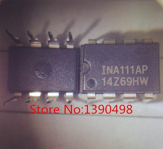 IC nieuwe originele 10 stk/partij INA111AP INA111 DIP8