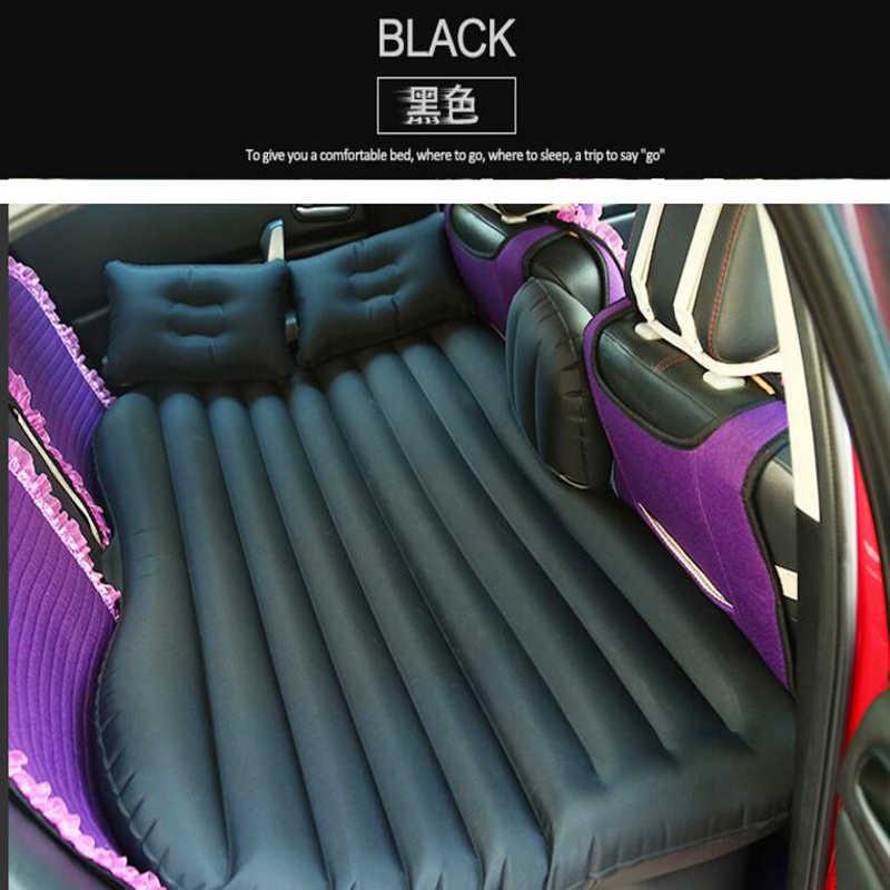 Presente do Dia das mães!!! Oxford Pano Almofada de Viagem De Carro Colchão Inflável Cama de Ar de Acampamento Ao Ar Livre Universal Sofá de Ar Do Veículo