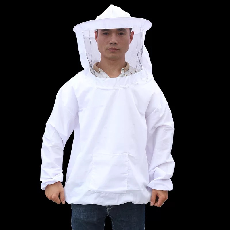 Anti Bee beekeeper Suit- Beekeeping Clothing - Protective Clothes With Bees, Product Suitable for height 150cm-180cm apiculture