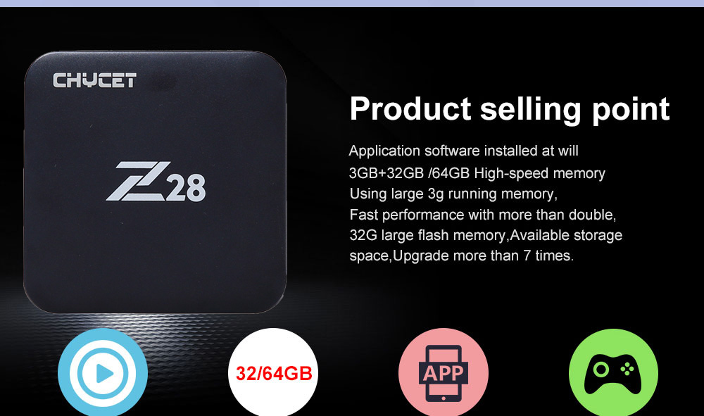 Chycet Newest Z28 3G 32G 3G 64G Android 7.1 TV Box Chycet Newest Z28 3G 32G 3G 64G Android 7.1 TV Box HTB1zSVqXGagSKJjy0Fcq6AZeVXas