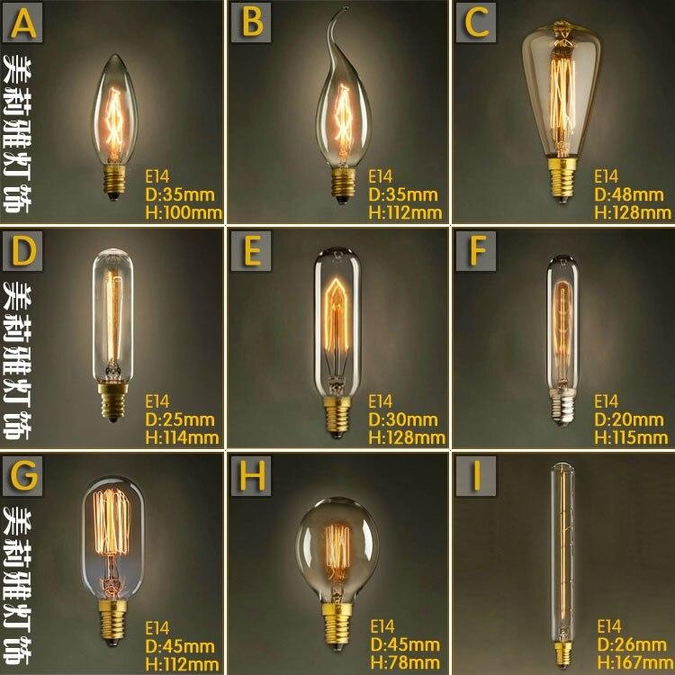 эдисон светильник купить в Китае