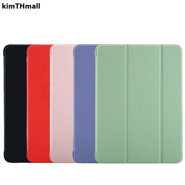 Case Voor Apple iPad mini 5 2019 case Smart Originele lederen Tri-fold Tabletten case voor iPad mini 1 2 3 4 case 7.9 inch kimTHmall