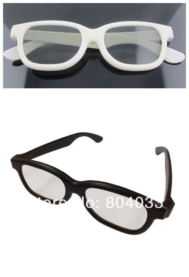 5pcs Fashion Style Real 3D Vision Polarized <font><b>Glasses</b></font> <font><b>Glass</b></font> Movie <font><b>Viewer</b></font> for Samsung for LG for Sony <font><b>Smart</b></font> TV Game Christmas Gift