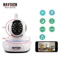 DAYTECH 1080P IP Camera Wi Fi 2MP Wireless Surveillance Camera WiFi P2P Security CCTV Network Baby
