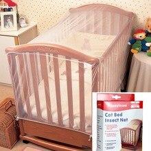 Детская кроватка насекомые, комары ОСА сетка от мух для младенческой кровати складная кроватка сетка детская москитная сетка кроватка сетка