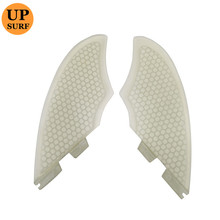 Surf fins New Design twin Surfboard FCSII Fins Keel White Color FCS2 Fin 2 pcs per set Sell In Surfing