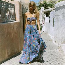 60b70951c716a Buy boho chic skirt and get free shipping on AliExpress.com