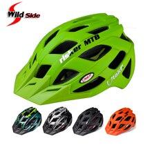 Utakfi Cascos Ciclismo Road MTB Cycling Helmets Visor 23 Air Vents Mountain Biking Helmets L Black Army Green Ultralight Helmet