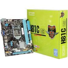 New original authentic computer motherboards for Onda H81C sata3.0 / USB3.0 LGA 1155