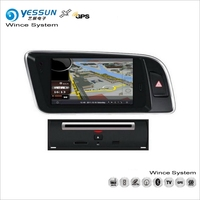 YESSUN For Audi Q5 2009~2013 Car Wince Multimedia Radio CD DVD Player GPS Navi Map Navigation Audio Video Stereo System