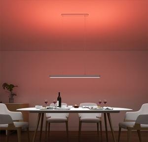 Image 3 - Yeelight LED الثريا علقت الإضاءة RGB ضوء المنزل الذكي APP التحكم غرفة الطعام الذكية بهو قلادة ضوء
