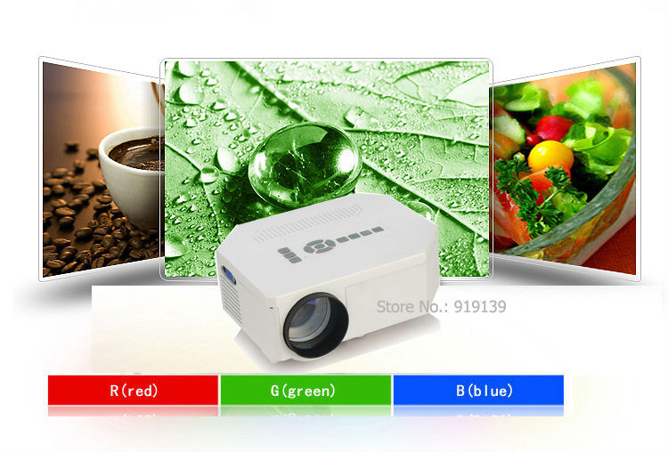 New Art 30 mini projector pic 11