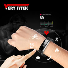 ID115HR Plus Real time Heart Rate Smart Bracelet Sport Fitness Smart Control Watch Tracker Monitor Wristband GPS Track Bluetooth