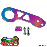 Racing Rear Tow Hook FIT FOR HONDA CIVIC Integra RSX With EPMAN Logo Eight Color Option