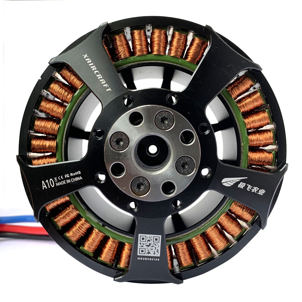 A10 Brushless Outrunner motor Strong power supply High Torque High Power High Speed External rotor motor of plant protection UAV