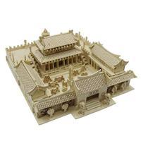 Große Über 100 Stück Der Puzzle Holz Handwerk Montiert Modell 3D Dreidimensionale Puzzle Puzzle En Bois Enfant