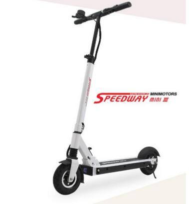 Prix pour RUIMA/SPEEDWAY 36 V 350 W 48 V 500 W électrique scooter 10ah 35 km 21ah 70 km pliage électrique scooter électrique vélo