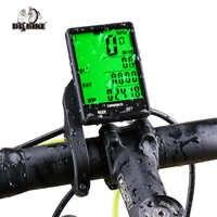 DRBIKE 2,8 ''Large Bildschirm Fahrrad Drahtlose Fahrrad Computer Fahrrad Touchscreen Lcd-computer-geschwindigkeitsmesser-grüne Bike Regendicht Stoppuhr