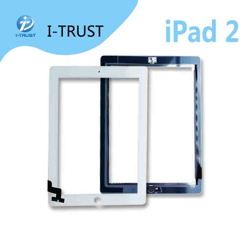 20 pcs lot touch screen Glass replacement digitizer for iPad 2 3 4 5 air digitizer