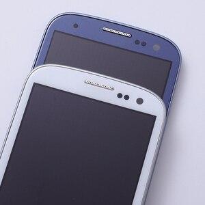 Image 3 - I9300 LCD Per SAMSUNG Galaxy S3 i9300i Display Dello Schermo con Cornice di Ricambio Per SAMSUNG Galaxy S3 LCD i9301 i9308i i9301i