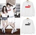 F (x) Kpop Snsd Girls 'Generation Krystal Hombres Y Mujeres Pareja Sudaderas Hoodies Coat